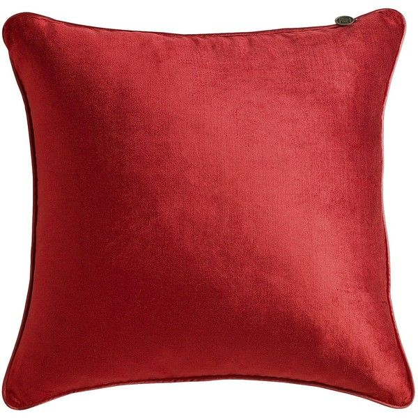 Pier One Decorative Throw Pillows : Pier 1 Imports Velvet Pillow (125 VEF) liked on Polyvore featuring home, home decor, throw ...