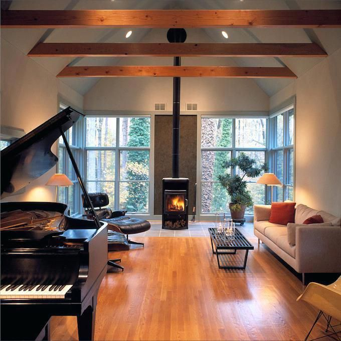 Die Durchschnittlichen Kosten Der Gas Kamin Installation Kaminofen Modernhomedecorkitchen Rustic Living Room