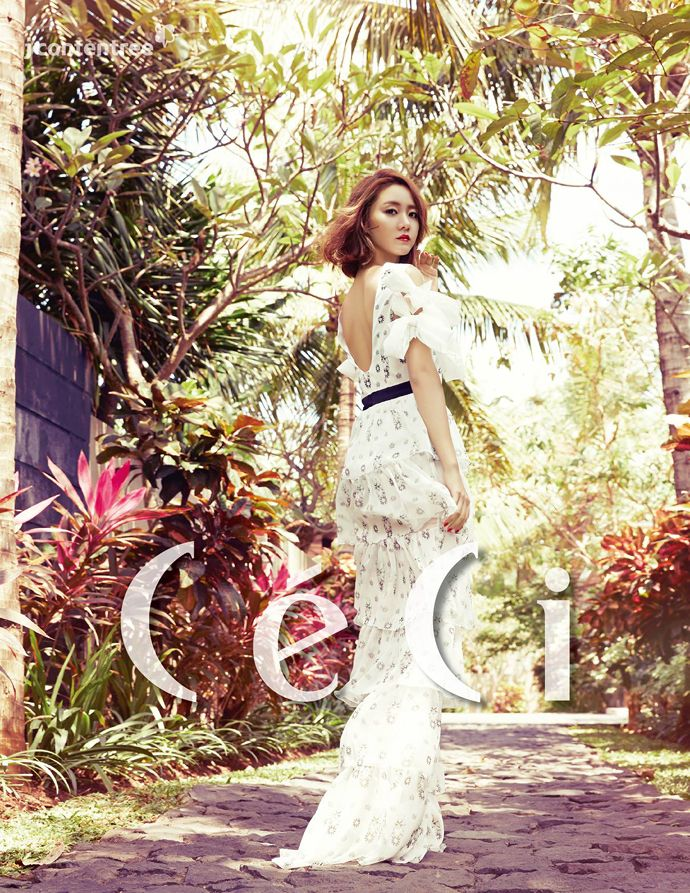 Han Groo For CéCi's October 2014 Issue   Couch Kimchi