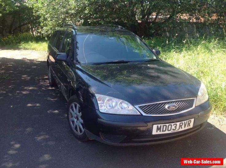 Cool Ford: Ford Mondeo 2.0L Diesel #ford #mondeo #forsale #unitedkingdom...  Cars for Sale Check more at http://24car.top/2017/2017/08/12/ford-ford-mondeo-2-0l-diesel-ford-mondeo-forsale-unitedkingdom-cars-for-sale/