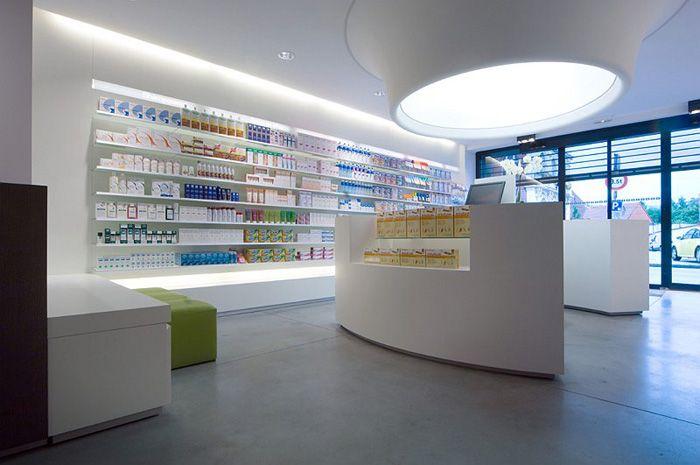 les 25 meilleures id es de la cat gorie agencement pharmacie sur pinterest pharmacie design. Black Bedroom Furniture Sets. Home Design Ideas