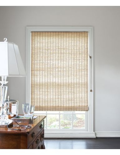 69 best images about window coverings on pinterest for Smith and noble bamboo shades