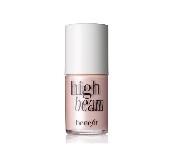 Benefit high beam. Love love love this product! the silvery pink glow makes your skin look amazing!