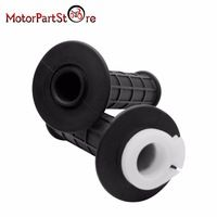 "22mm 7/8"" Gel Rubber Handlebar Grips For CRF YZF WRF KXF KLX KTM RMZ Pit Dirt Bike Motocross Motorcycle Enduro MX Offroad $"