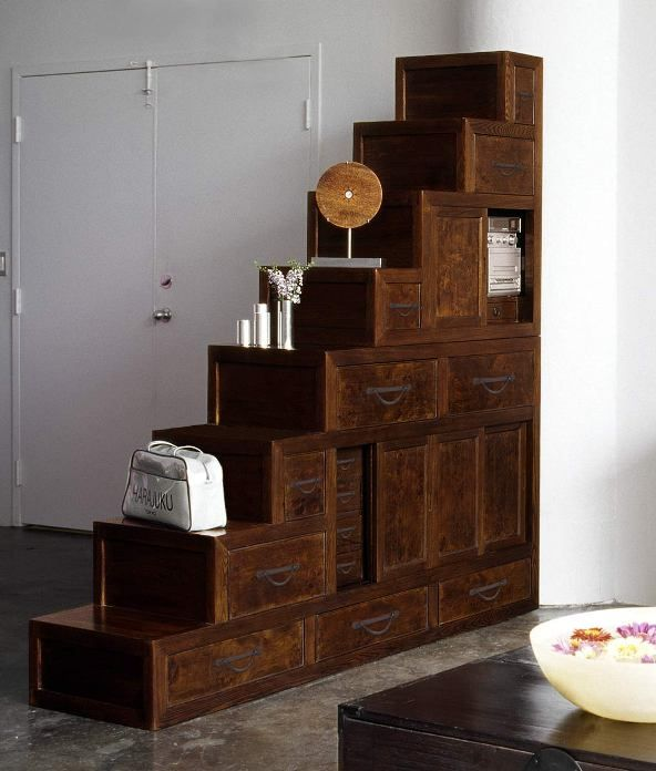 17 best images about bannister on pinterest trees - Room divider with storage ...