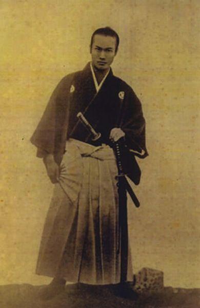 Japan's top handsome samurai