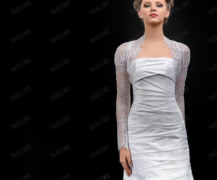 Элегантное свадебное платье с болеро ДИЗИ