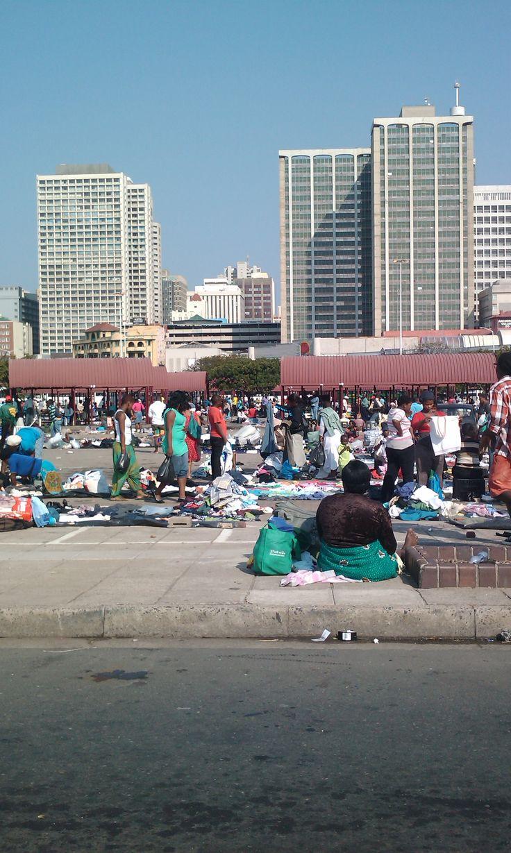 #market #durban