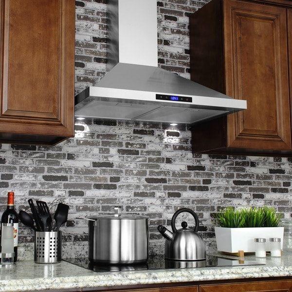 36 Best Rangehood Images On Pinterest: 7 Best Chimney Wall Hood For Range Kitchen Remodel Images
