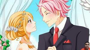 Mr & Mrs Dragneel