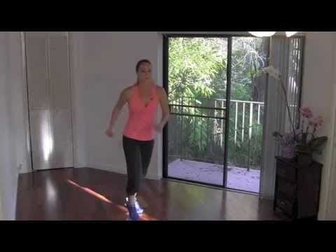 Dance Party (Zumba style)!! Full 30 Minute Fun Cardio Aerobics Fat Burni...