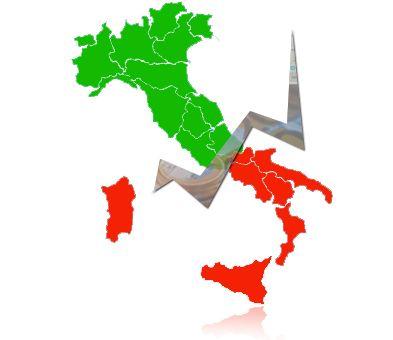Informazione Contro!: Così l'austerità aumenta il divario Nord-Sud