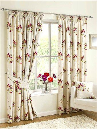 Cherilynn Pencil Pleat Curtains