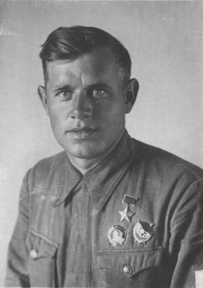Anatoly Samochkin Hero of the Soviet Union / WW2-pilot
