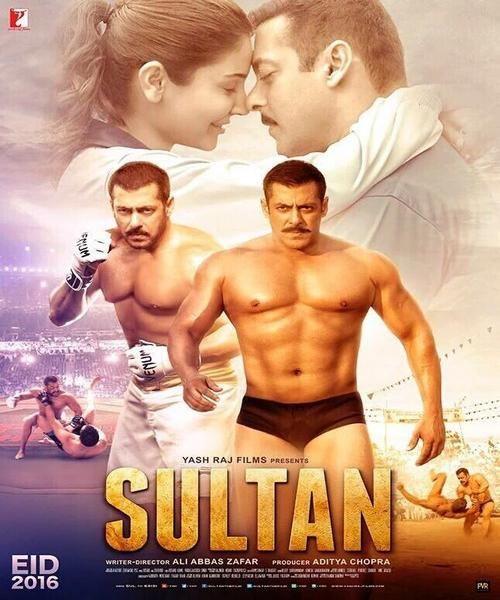 Sultan (2016) Hindi 720p BluRay HEVC x265 AAC 5 1 600MB | Bollywood