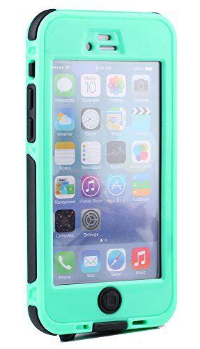 Comsoon iPhone 6 Plus Full-Body Protective Case Apple iPhone 6 Plus Waterproof Case Snowproof Rainproof Shockproof Dirtproof Shell Heavy Duty Box Cover (Green) Comsoon http://www.amazon.com/dp/B00NJDHZEE/ref=cm_sw_r_pi_dp_Teypub1YEJXKB