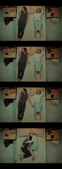 Buffalo '66. It's a bit weird and twisted, and I absolutely love it. One of my all time favorites  Best scene!!
