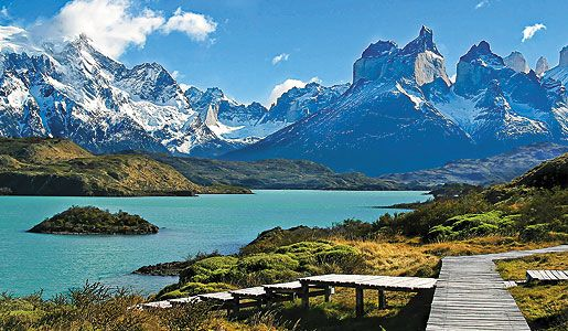 On this special tour, experience the majesty of Patagonia in places such as Torres del Paine National Park.