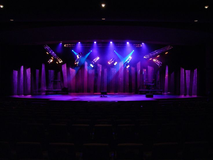 Corrugated Metal For Stage Design Craft Ideas