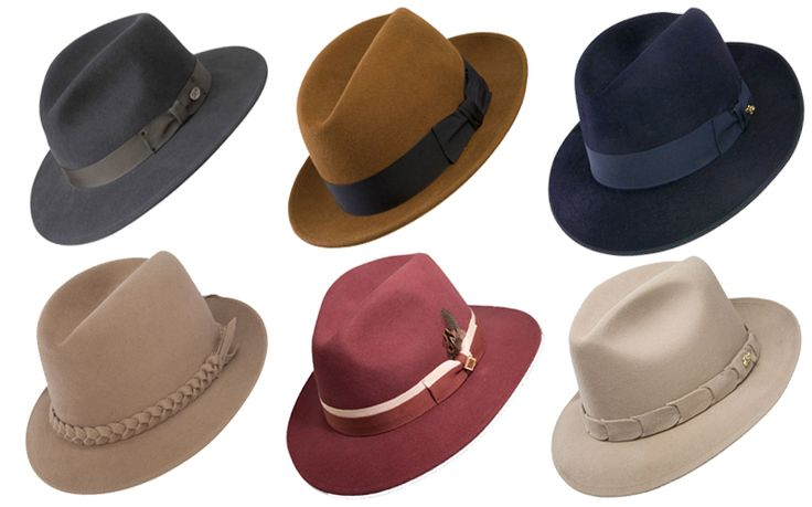 Fedoras were originally introduced in the late 1800's as a fashion accessory for women.