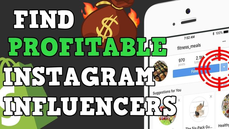 HOW TO FIND PROFITABLE INSTAGRAM INFLUENCERS FOR SHOPIFY  Shopify Course: http://ift.tt/2iR5wVs 14-Day Shopify Trial: http://bit.ly/shopifytrial14day Instagram: http://ift.tt/2ilRMC8 JOIN OUR eCOM FACEBOOK GROUP: http://ift.tt/2jQCt4D