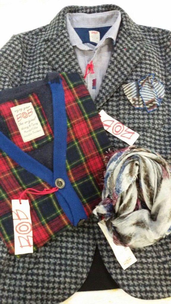 Bob Uomo. Uscita 24 novembre 2015. Unionmoda - L'Outlet Abbigliamento più Grande delle Marche.