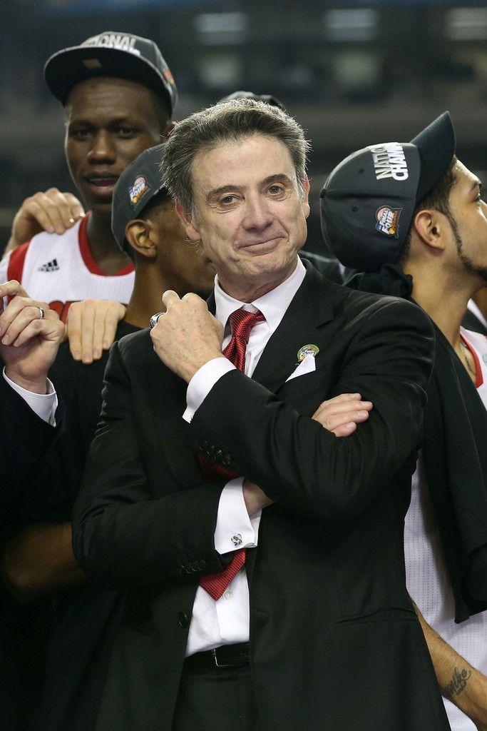 Rick Pitino Photo - Michigan Wolverines v Louisville Cardinals