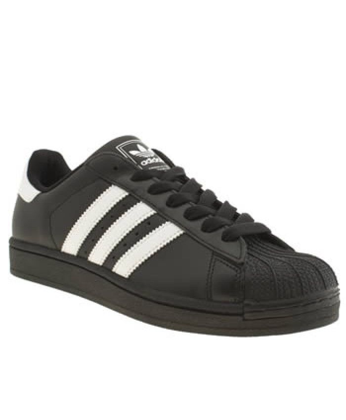 sports shoes e4539 1ee10 Best Adidas Superstar Mens Black Discount Shoes R-1115