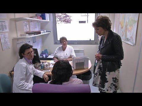 """Politique - Marisol Touraine réfute l'idée d'un système de santé """"low cost"""" - 25/04 - http://pouvoirpolitique.com/marisol-touraine-refute-lidee-dun-systeme-de-sante-low-cost-2504/"""