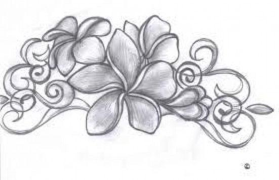 8b52fa765 Plumeria #hawaiiantribaltattoos #hawaiian #tribal #tattoos #ohana ...