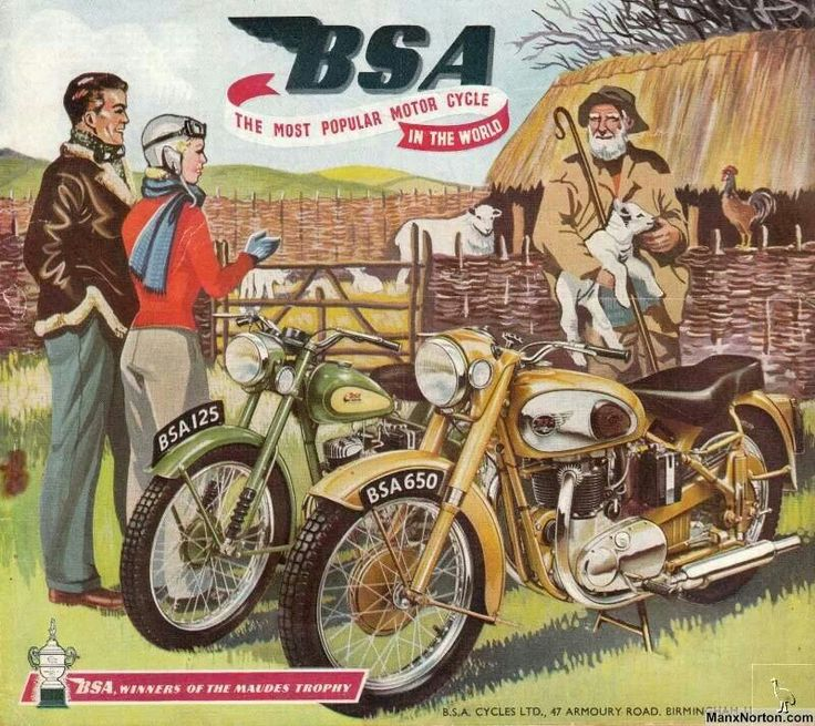 BSA the most popular