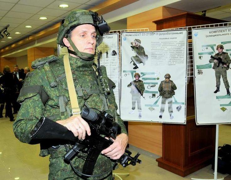 Ratnik, Baju Tempur Prajurit Masa Depan Rusia | wisbenbae