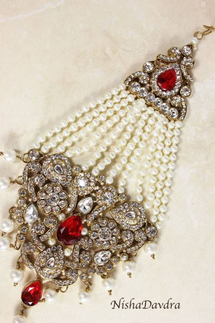 Pin By Simreen Dadhwal On Bedazzled Headpiece Jewelry