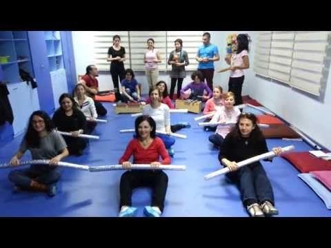 Orff Eğitimi - Şen Gemiciler Çocuk Şarkısı - Evde Okul Öncesi