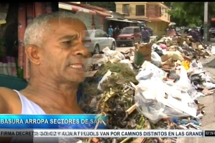 Vendedores Del Mercado San Juan Están Con El Grito Al Suelo Debido A La Cantidad De Basura
