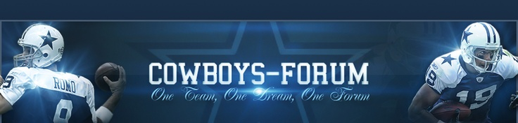 One of my favorite places to talk Dallas Cowboys.