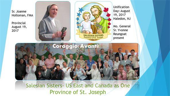 Salesian Sisters of St. John Bosco - Home