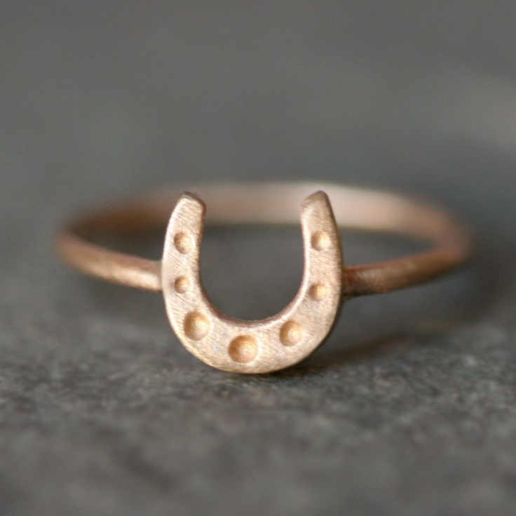 Horseshoe Ring in 14K Gold by MichelleChangJewelry on Etsy, $298.00: Horseshoe Ring, Young Out, Good Luck, Horseshoes Rings, Horseshoes Items, 14K Gold, Gold Horseshoes, 14K Horseshoes, Difference Horseshoes