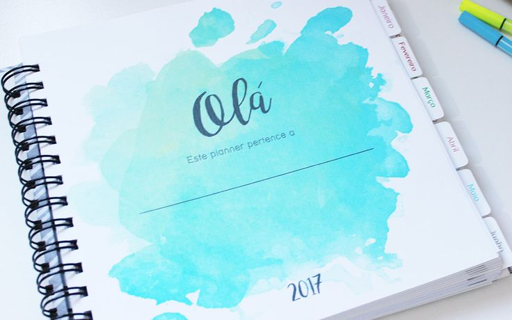 Planner 2017 para {Download} Gratuito - Jumbo - Na Estante