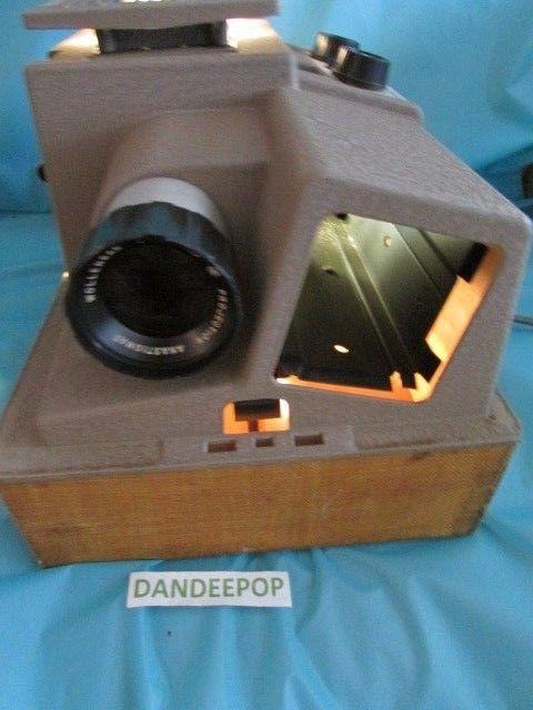 Revere 555 Vintage Estate Slide Film Projector with case Works #Revere #SlideFilmProjector #SlideProjector #FilmProjector #dandeepop Find me at dandeepop.com