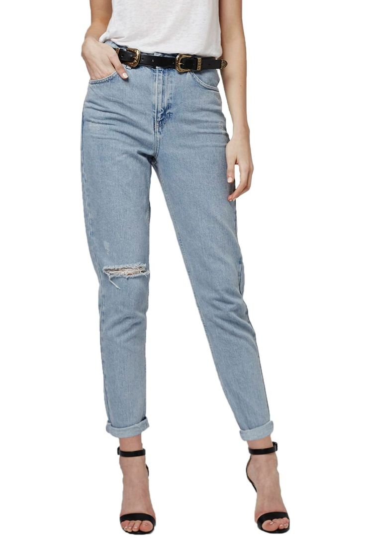 25  best ideas about High rise jeans on Pinterest | Dark blue ...
