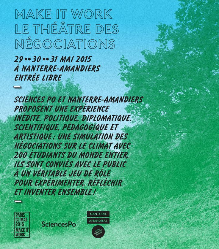 MAKE IT WORK / Le Théâtre des négociations http://www.nanterre-amandiers.com/2014-2015/make-it-work-le-theatre-des-negociations/