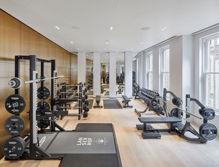 The Sports Medicine Technology Changing The Way We Exercise Goop In 2021 Home Gym Design Gym Room At Home Gym Interior