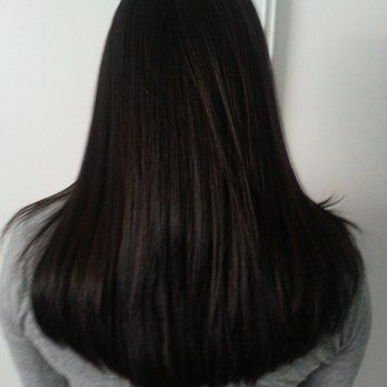 Simple Hair 33 N Milpitas Blvd specializing in Japanese straight perm