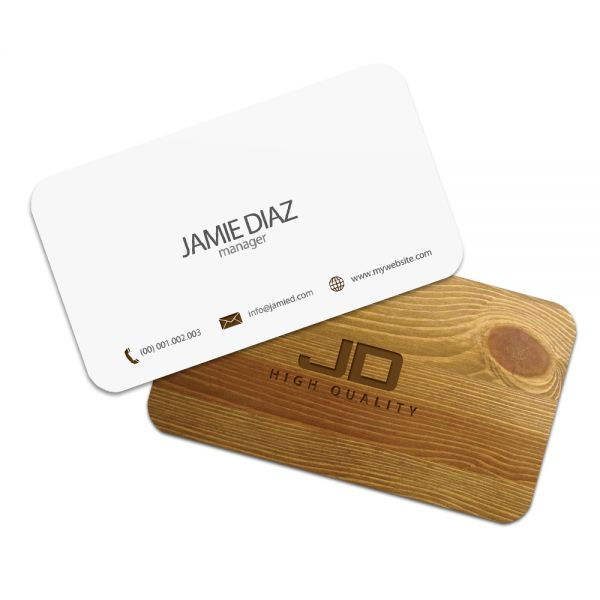Wood grain business card design template logo pinterest wood grain business card design template logo pinterest business card design templates business cards and template reheart Choice Image