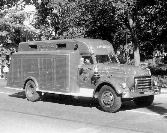 TASC Fire Apparatus : 1946-1985 Photo Archive by Scott Mattson (2002)