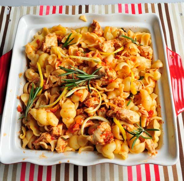 Keep warm this winter with Dave Franco's old time favourite - Chicken Ragu.