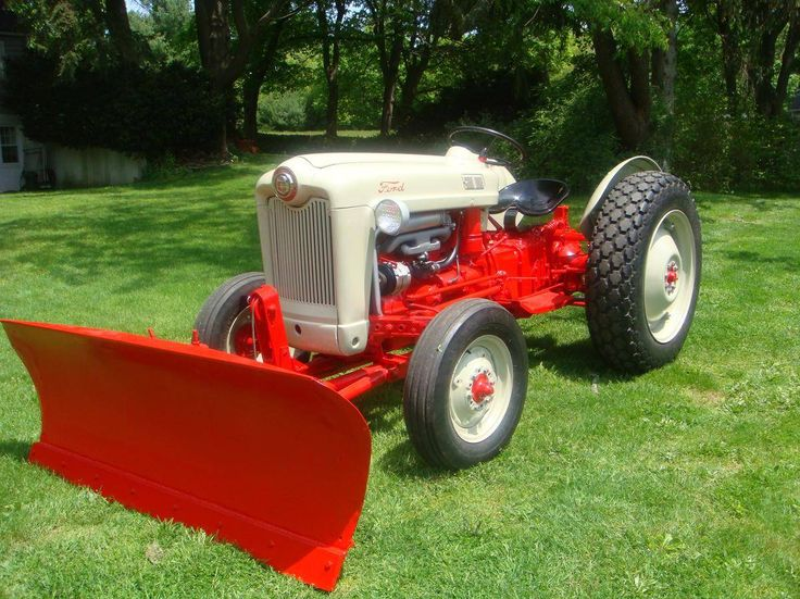 Ford Tractor Jubilee Model : Images about ford jubilee tractor on pinterest old