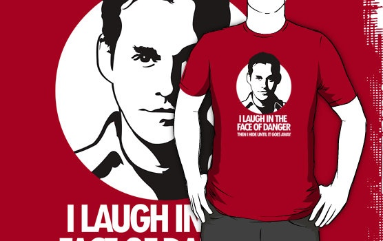 I Laugh In The Face Of Danger Quote: 13 Best Buffy / Joss Whedon Tees Images On Pinterest