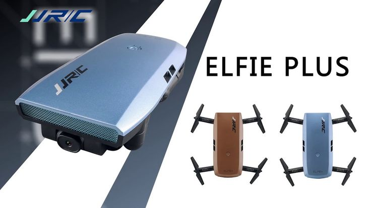 JJRC H47 Elfie 720p HD FPV Folding Pocket Drone - When it comes to compact folding pocket drones that pack a lot of value for the price, the JJRC H47 Elfie Folding Drone is a great choice for use anytime. It offers FPV, 720HD Camera and flight planning built into the iOS/Android app.